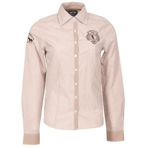 Bluse HV Polo Curto leather XS S L