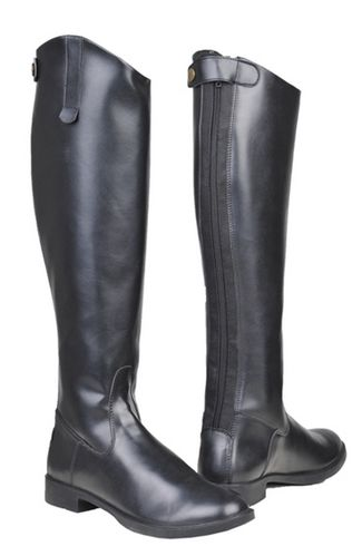 Reitstiefel HKM New General schwarz