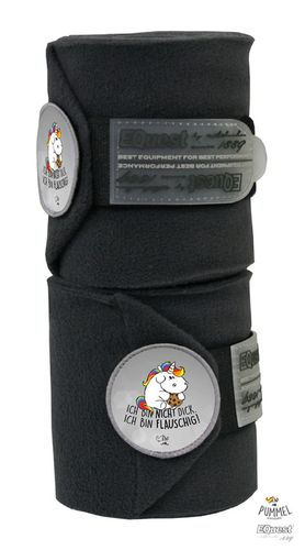 "Bandagen Equest ALPHA FLEECE PUMMELEINHORN ""Patch"""