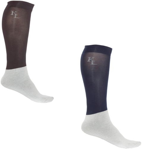 Turniersocken Competition / Show Socks Kingsland 3er Pack navy black 29-46
