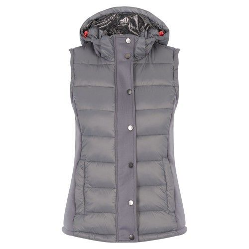 Body Warmer Hottest / Reitweste Imperial Riding silber/grau 152 164 XS S M