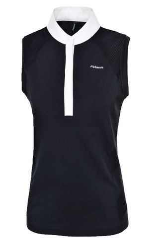 Lexa Turniershirt Pikeur Frühjahr/Sommer 2019 sleeveless nightblue 34 36 38 40