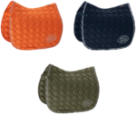 Schabracke Cotton Emblem Eskadron Platinum 2019/2020 martini-olive navy vermil. orange PD DL VS