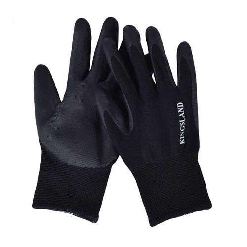 Arbeitshandschuhe Working Gloves KLSAVOONGA Kingsland Herbst/Winter 2019 black XS S M L