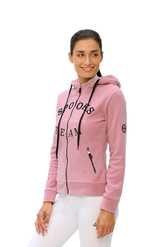 Marlena Fleece Jacket Spooks Frühjahr/Sommer 2020 blush XS S M L